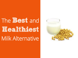The Best and Healthiest Milk Alternatives For When You're Going Dairy Free