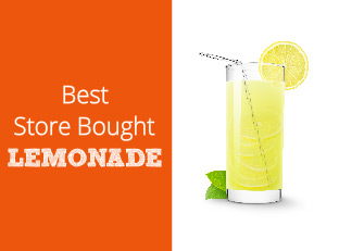The Best Store Bought Lemonade for Hot Summers