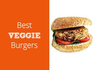 The Best Veggie Burgers: from the Healthiest Veggie Burgers to the Highest in Protein