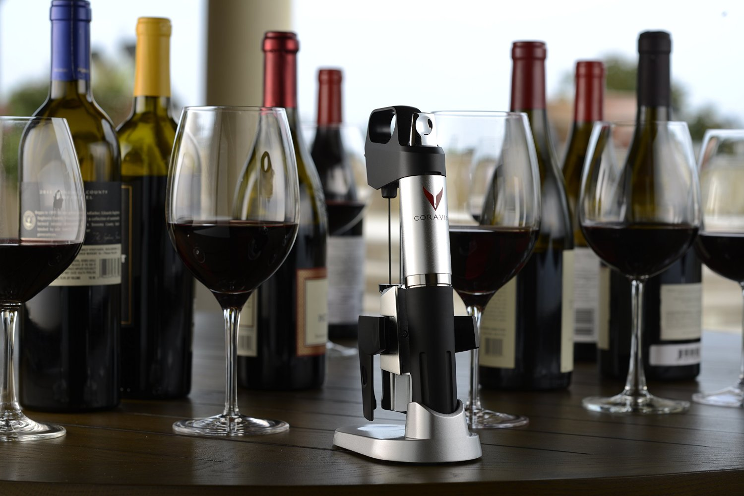 How to Recork Wine with the Coravin Wine System