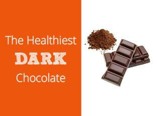 The Healthiest Dark Chocolate: 55% to 100% Cacao