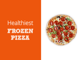 The Healthiest Frozen Pizza: Gluten Free, Vegan, and Low Calorie Options