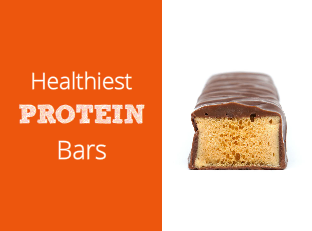 The Healthiest Protein Bars: Convenient, Muscle-Building Snacks