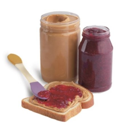 Peanut Butter and Jelly Spreader for Perfect Sandwiches and Pure Jars