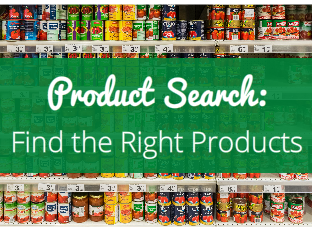Our Grocery Search Engine: What to Buy at the Grocery Store & Best Healthy Food Products