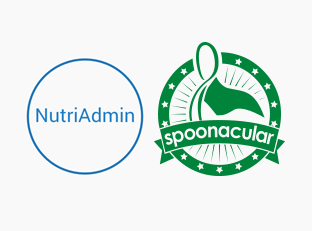 How spoonacular works with NutriAdmin, an all-in-one software for nutritionists and dietitians​