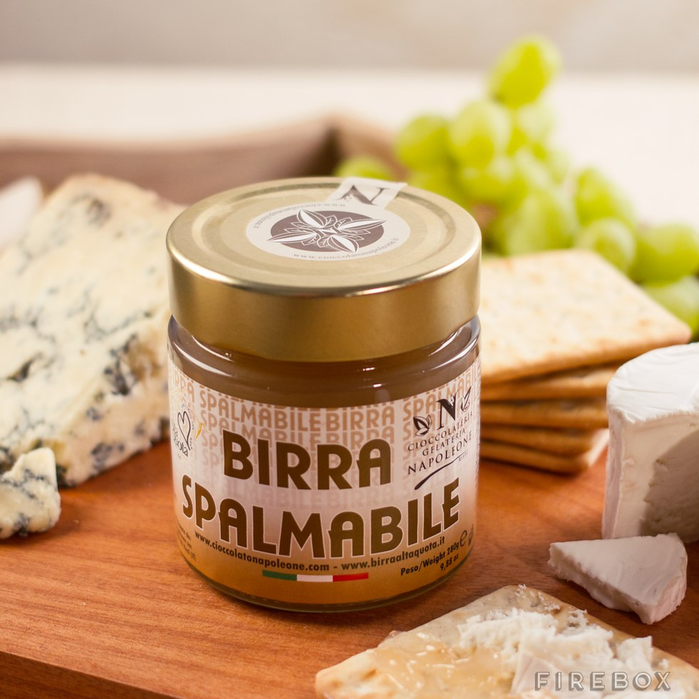 Spreadable Beer to Complete Your Cured Meat and Cheese Board