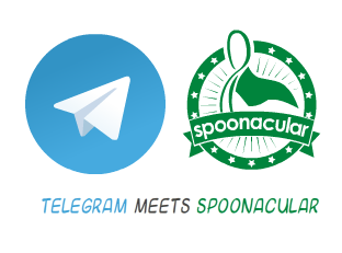 Telegram now features the spoonacular bot