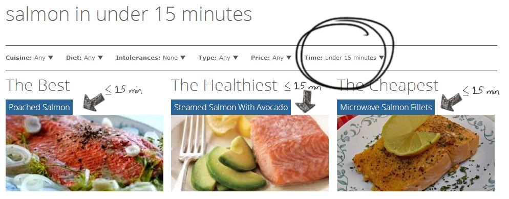 salmon query