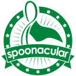 spoonacular logo green on white