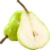 1 oz red bartlett pear