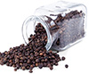 1 Tbsp whole black peppercorns