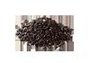 some white black sesame seeds