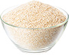 8 oz white wheat bran