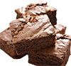 1 pkg brownie mix