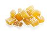 some crystallized ginger