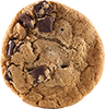 1  chocolate chip cookie