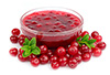 5 Tbsps whole berry cranberry sauce