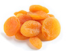 0.5 cups dried apricots