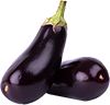 1.5 cups skinless diced eggplant