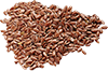 2 Tbsps ground flaxseed