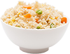 some ready-to-serve Asian fried rice