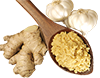 1 tsp ginger garlic paste