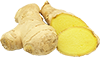 0.5 tsps fresh ginger root