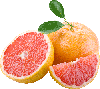 1  grapefruit