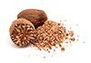 0.5 tsps ground nutmeg
