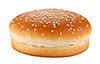 6  split hamburger buns
