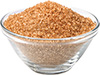 1 medium golden brown sugar