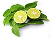 3  kaffir lime leaves