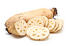10  dried lotus root