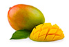 1 cup fresh mangoes
