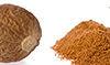 0.13 tsps ground nutmeg