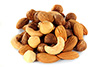 0.5 cups raw nuts