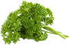 1 leaf flat-leaf parsley
