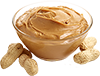 0.25 cups smooth peanut butter