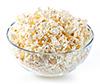 8 cups popcorn