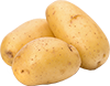 4 large cooked potatoes