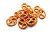 some pretzels