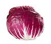 1 small head radicchio