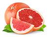 2  red grapefruit