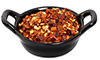 0.5 tsps dried red chili flakes