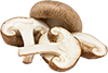 4  shiitake mushrooms