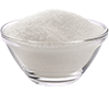 0.5 cups white sugar