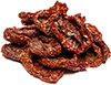 8 inches canned oil packed sundried tomatoes