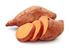 2  sweet potatoes
