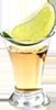 2 oz tequila